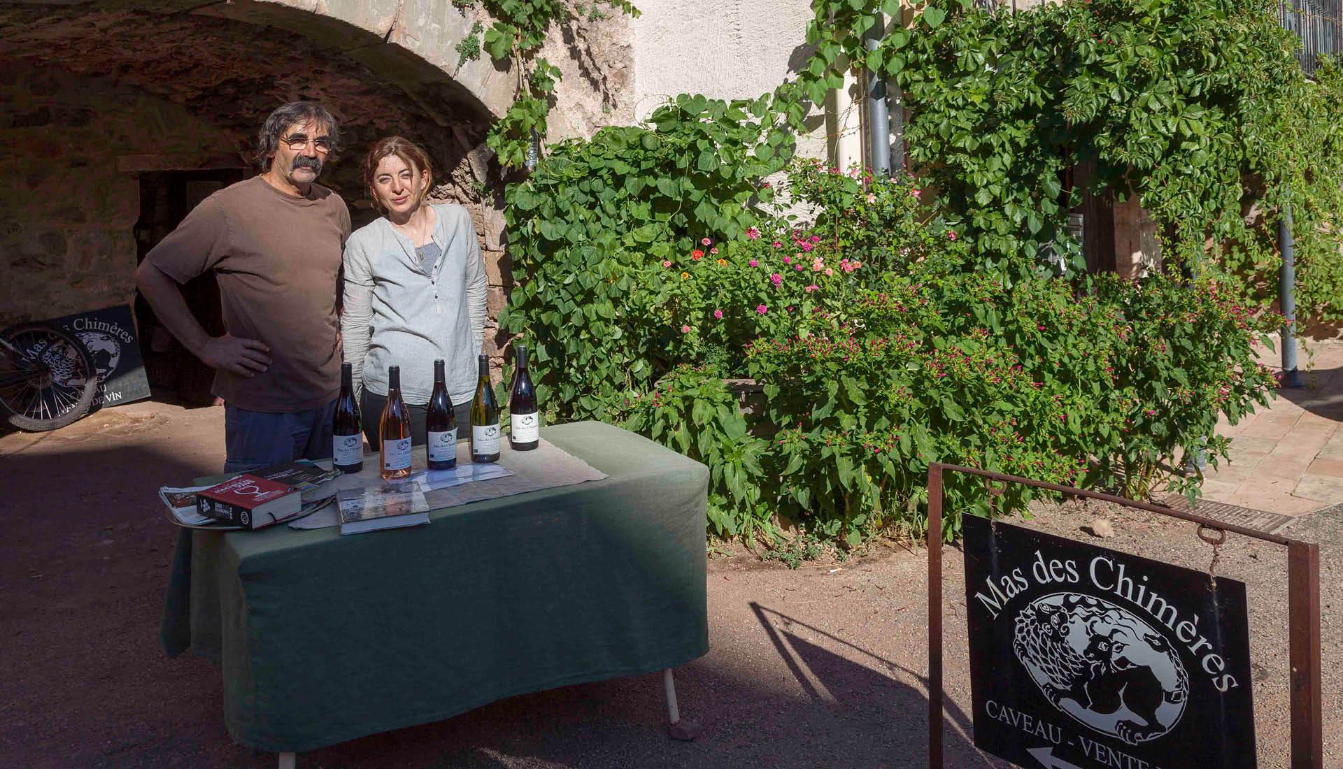 Cultures viticoles Grand Site Salagou © L.Micola 15