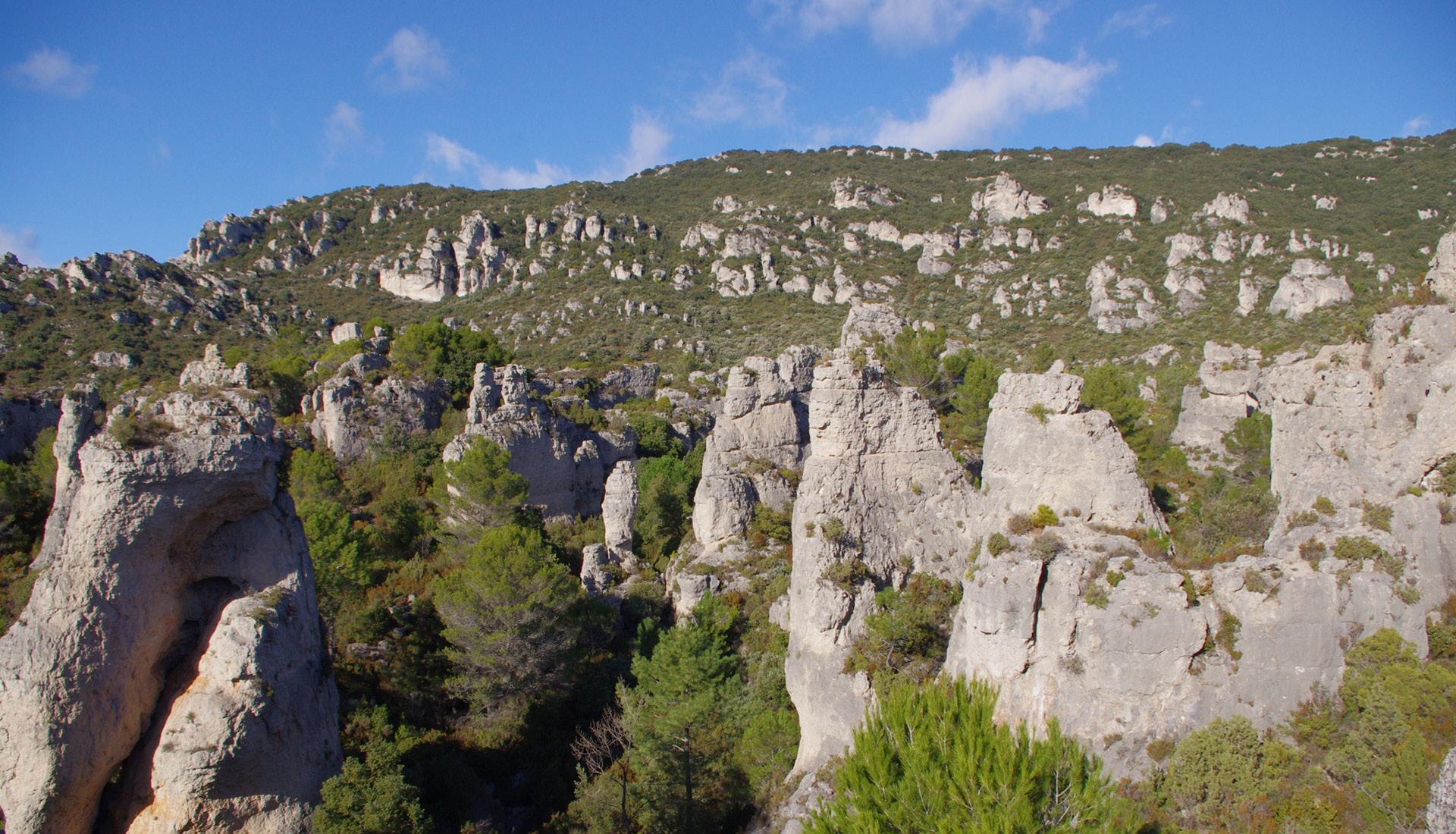 Grand Site Cirque de Mourèze © Maza Flickr