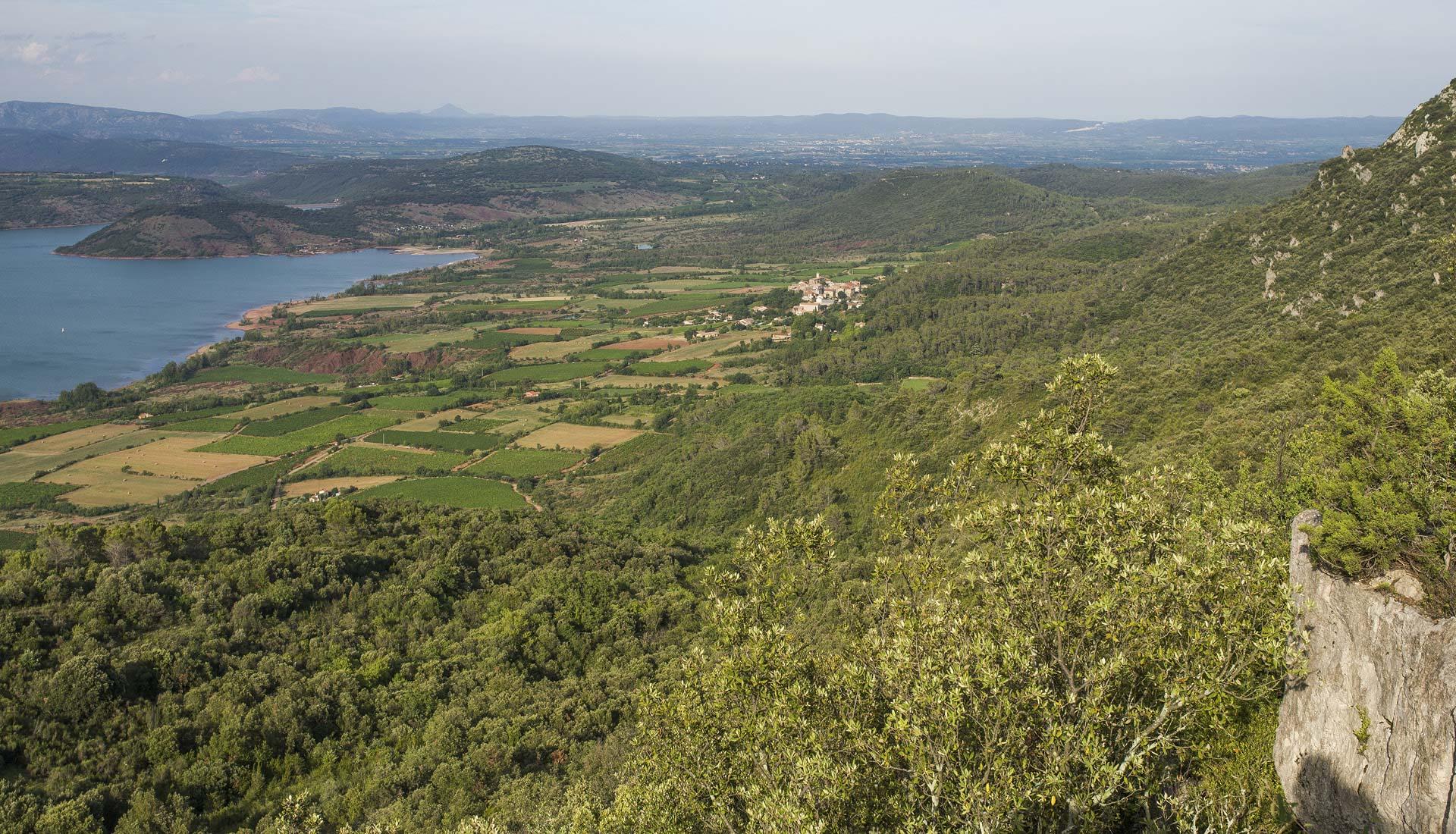 Montagne de Liausson © Christian Ferrer:Wikimedia Commons