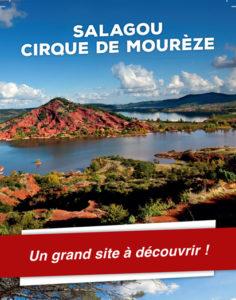 Dépliants Grand Site Salagou Cirque de Mourèze