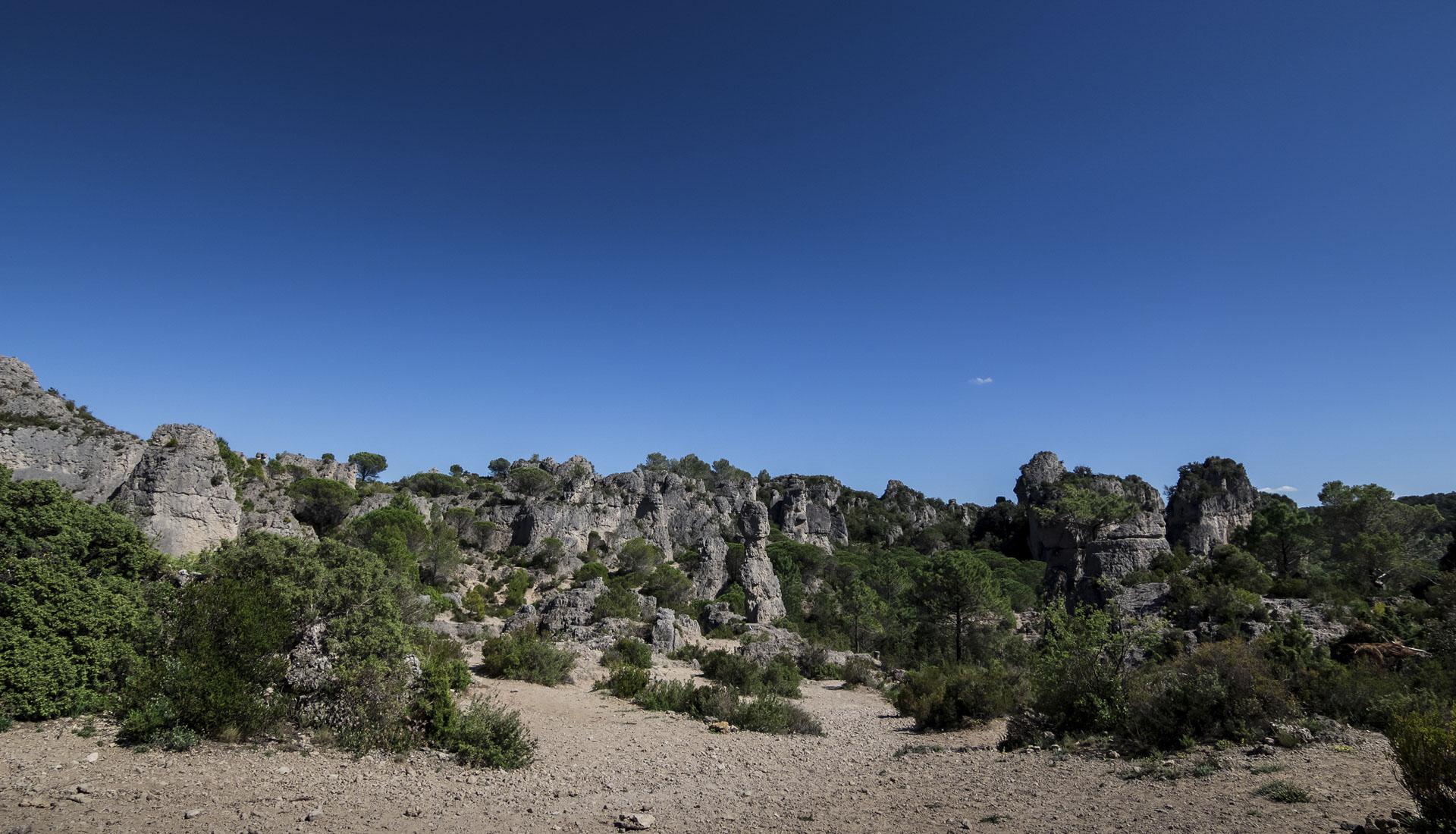 Cirque de Mourèze Plateau du Grand Site ©Maurice Von Mosel