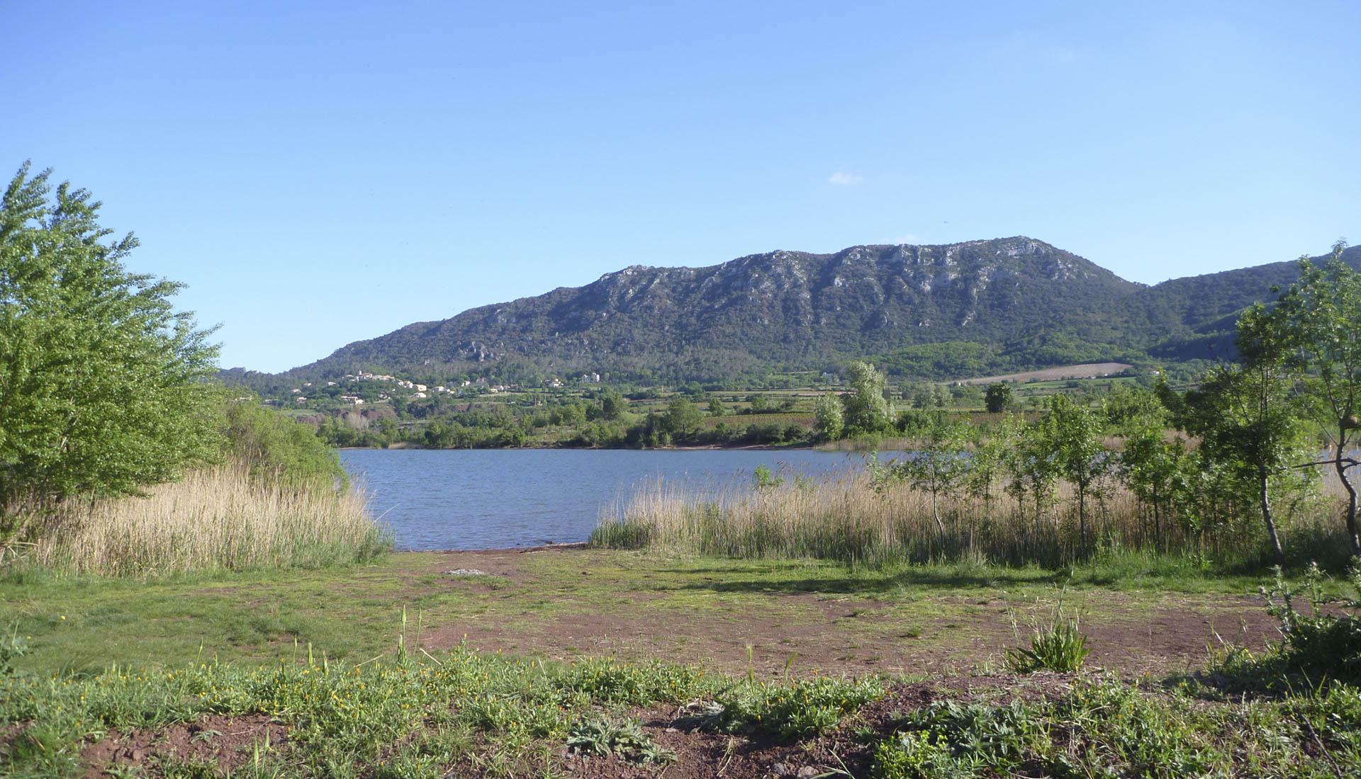 Montagne de Liausson Grand site Salagou Mourèze