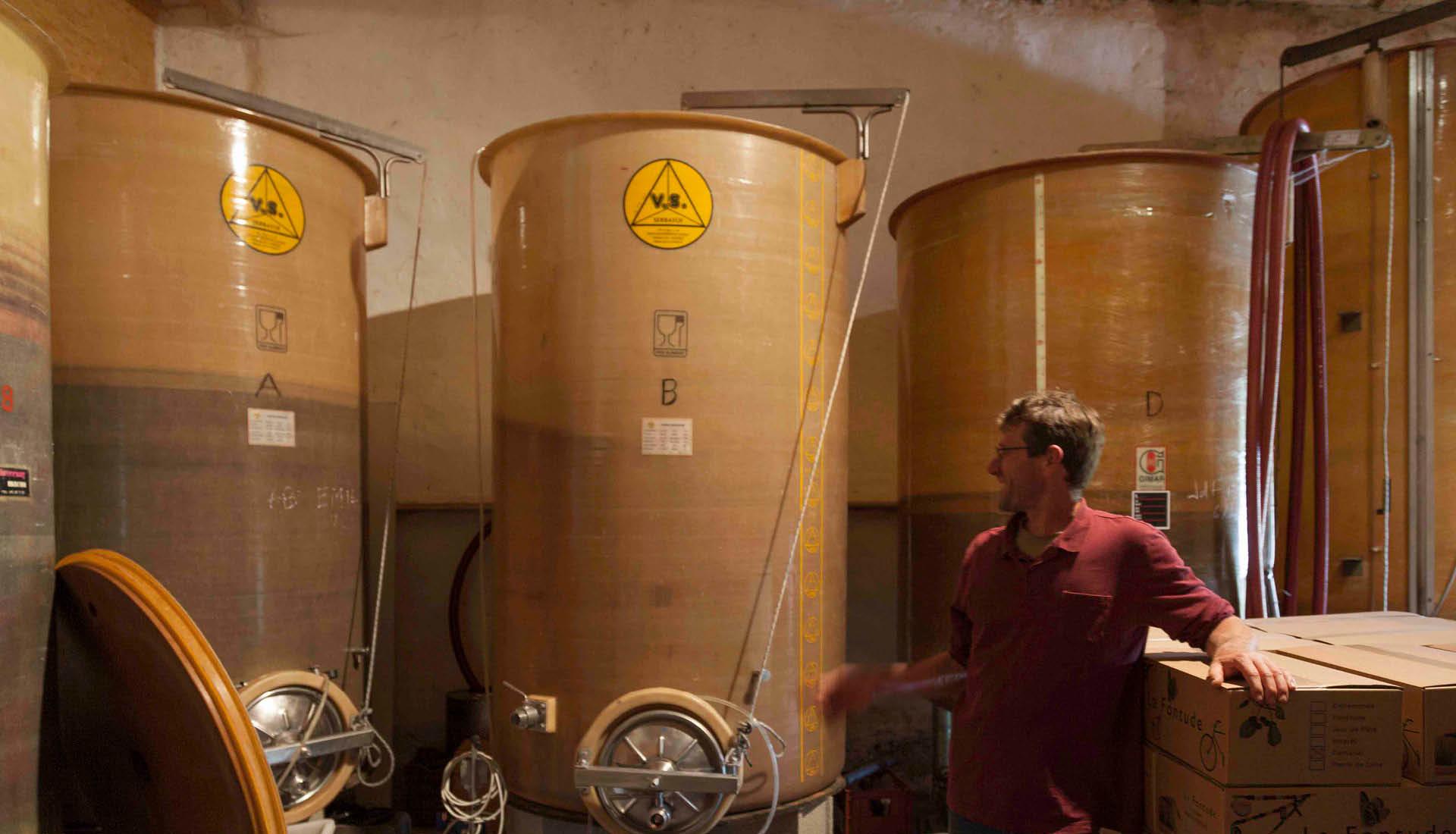 Cultures viticoles Grand Site Salagou © L.Micola 12