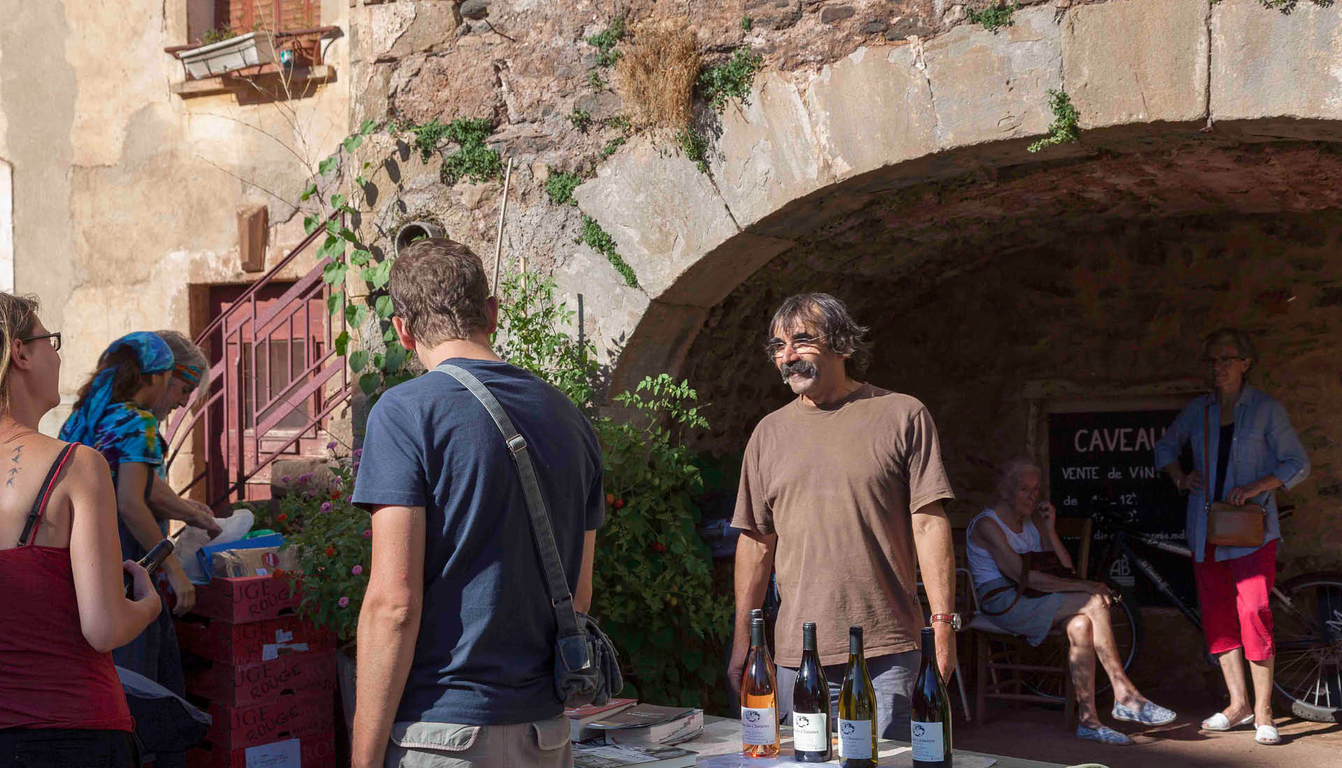 Cultures viticoles Grand Site Salagou © L.Micola 14