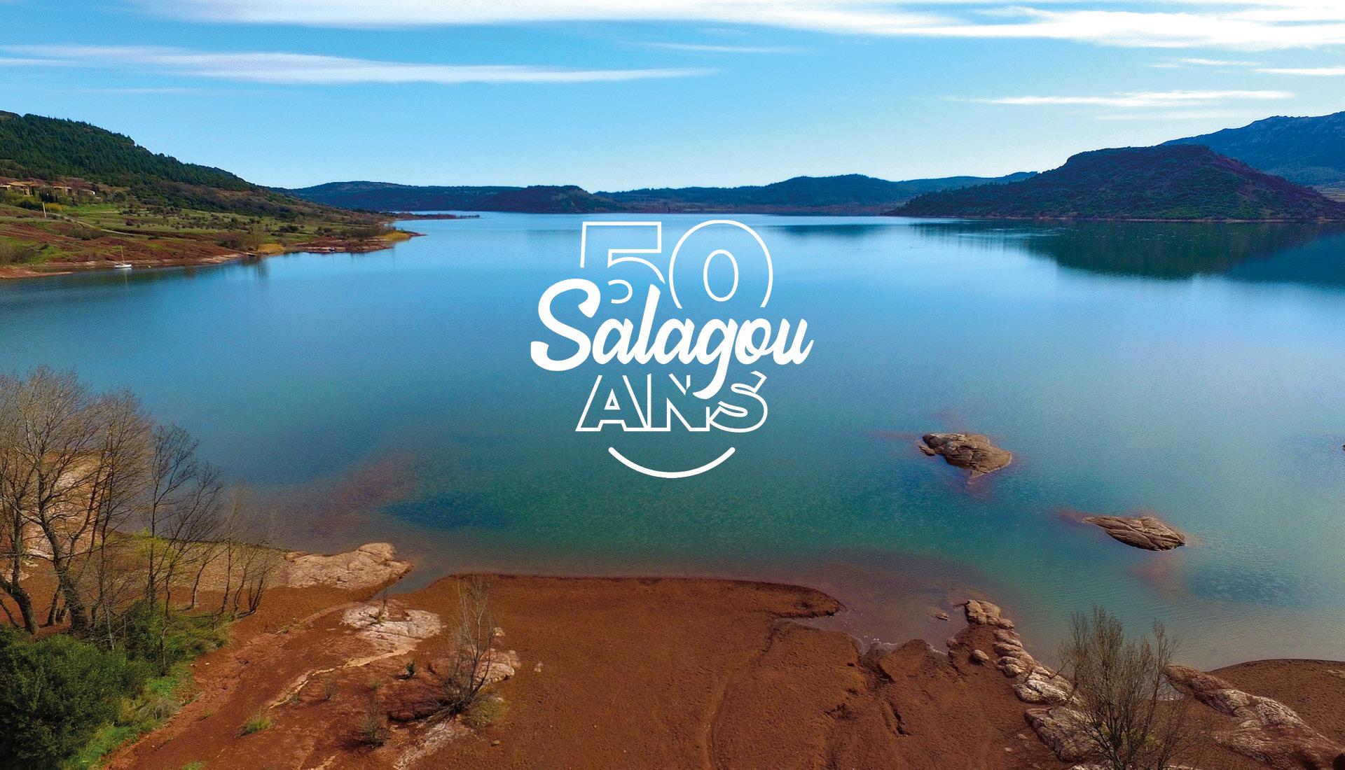 50 ans Lac du Salagou Eric Brendle