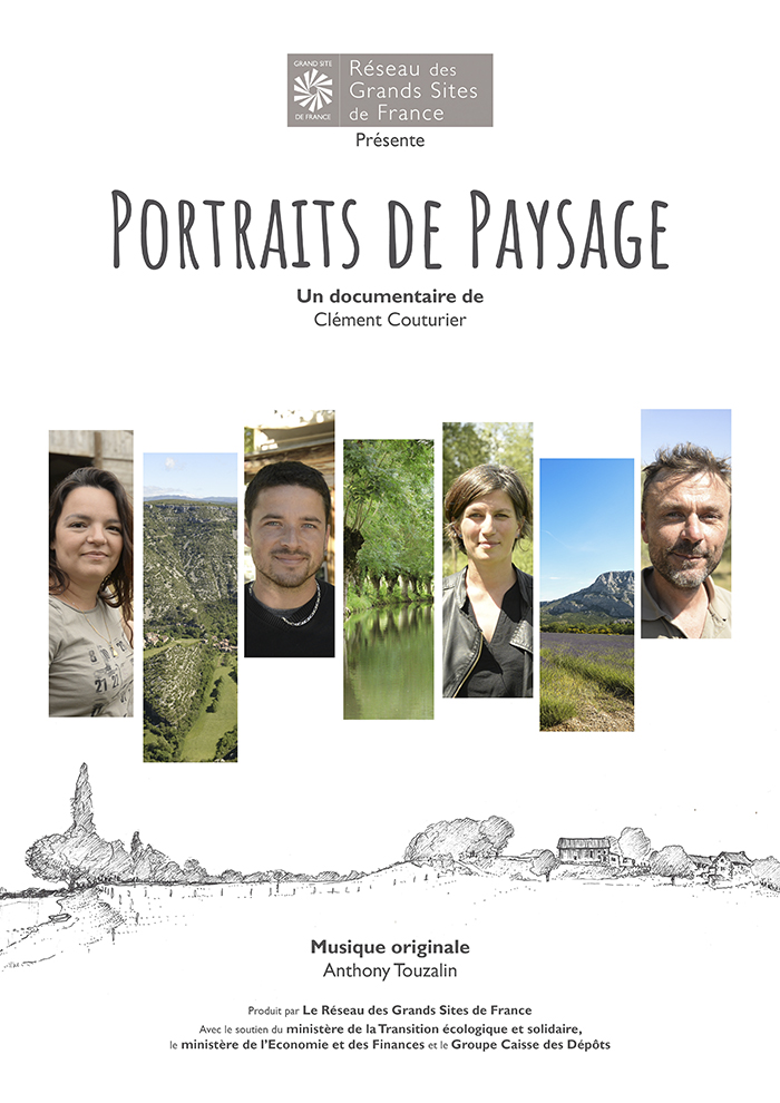 Portrait de paysage Grand Site de France
